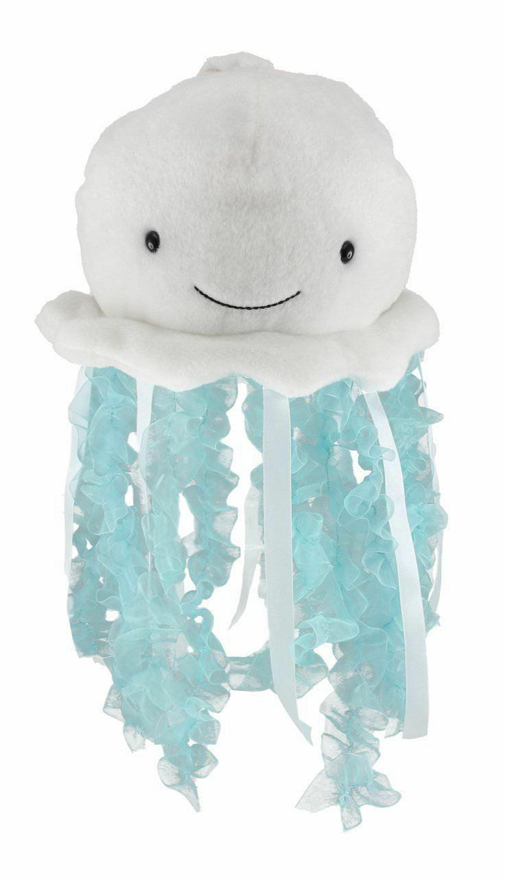 Cuddle Barn Bubbles The Jellyfish Light-Up Musical Stuffed A