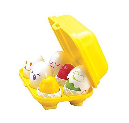 Kidoozie Peek N Peep Eggs - Mentally Stimulating – Employs
