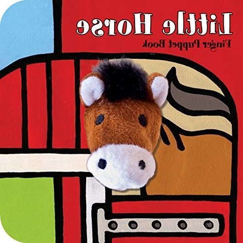 Little Horse: Finger Puppet Book