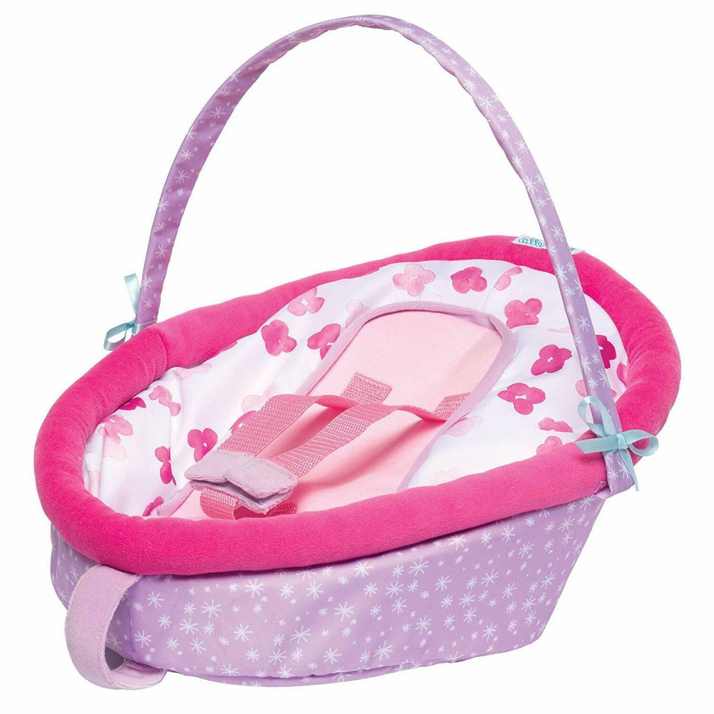 Manhattan Toy Baby Stella Cute Comfort Car Seat Baby Doll Ac