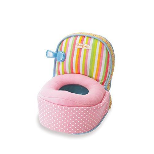 Manhattan Toy Baby Stella Playtime Potty Chair Baby Doll Acc