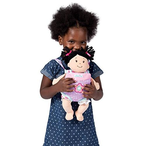 """Manhattan Toy Baby Stella Snuggle Front Baby Doll for 12"""" and Dolls"""