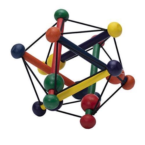 Manhattan Classic Rattle Activity Toy