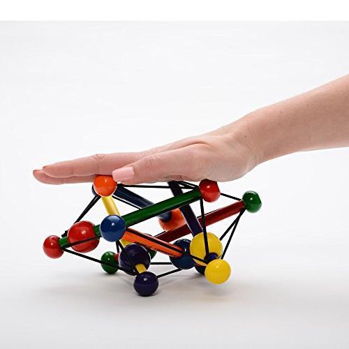 Manhattan Toy Skwish Rattle Teether Activity