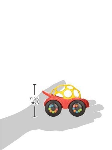O Ball 1-Piece & Car, Colors