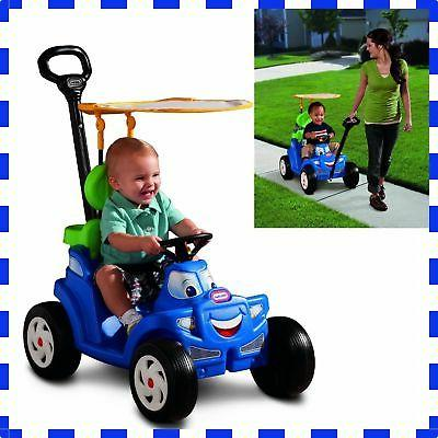 Ride On Toys Girls/Boys Riding Year 2-in-1 Cozy