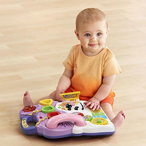 VTech Sit-to-Stand Lavender -