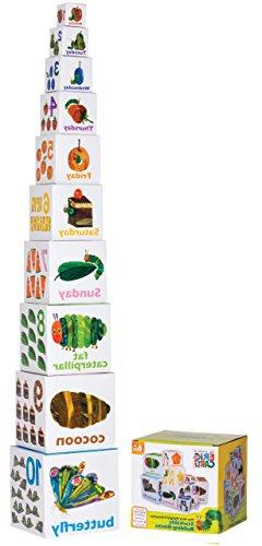 World of Eric Carle, The Very Hungry Caterpillar Nesting and