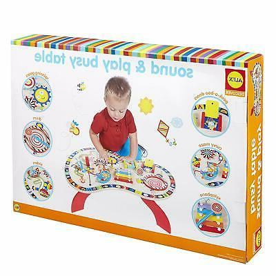 Alex Sound and Play Busy Table