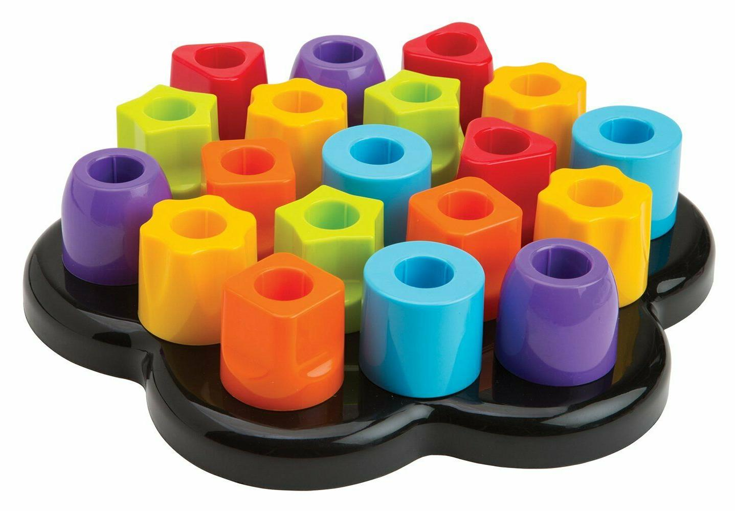 alex jr tots first chunky pegs