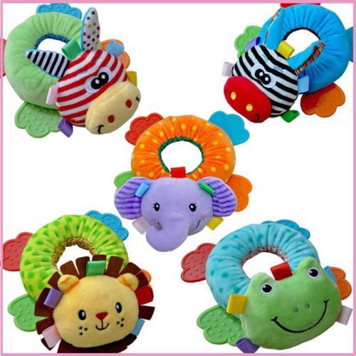 Animals Baby Newborn Teether Toy