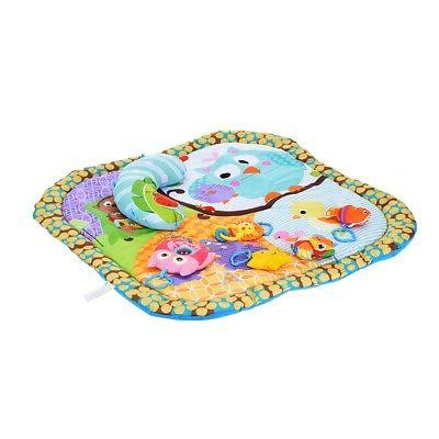 Baby Pad Infant Crib Floor Playing Mat Toys US