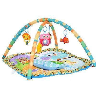 Baby Pad Infant Tummy Floor Playing Toys