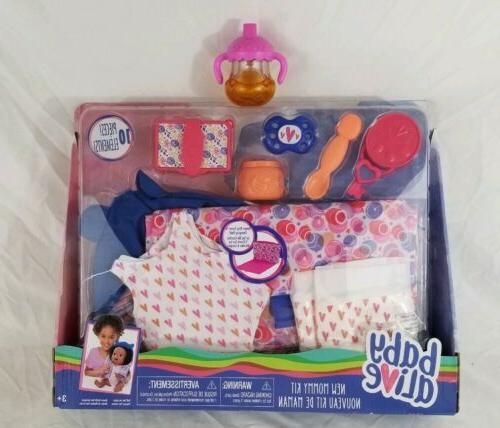 baby alive mommy kit