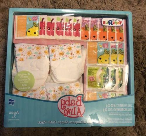 baby alive refill pack toys r us