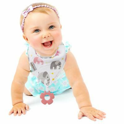 Baby Bandana Drool 6-Pack and 6-Pack Organi...