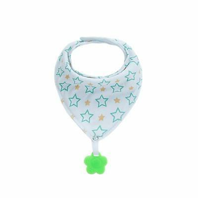 Baby Bandana Drool Bibs and Toys Made with 100% Super
