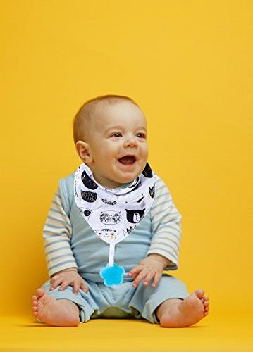 Baby Bibs and with Organic Super 6-Pack