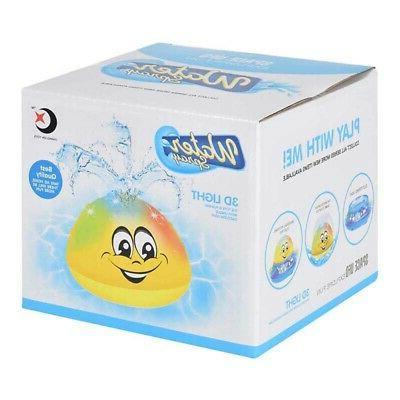 BABY WATER SPRINKLER SWIMMING POOL BOYS GIRLS BATH