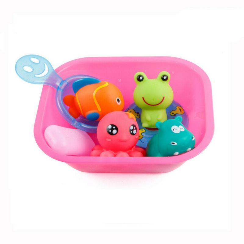 Baby Bath Marine Animals Salvage Toys