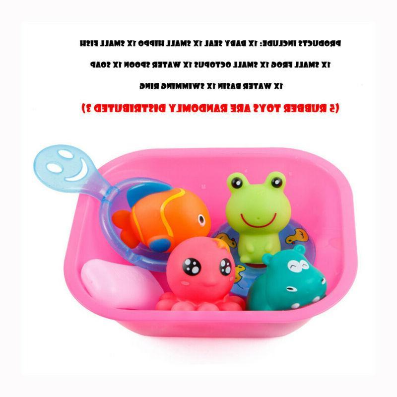 Baby Toys Cartoon Marine Animals Salvage