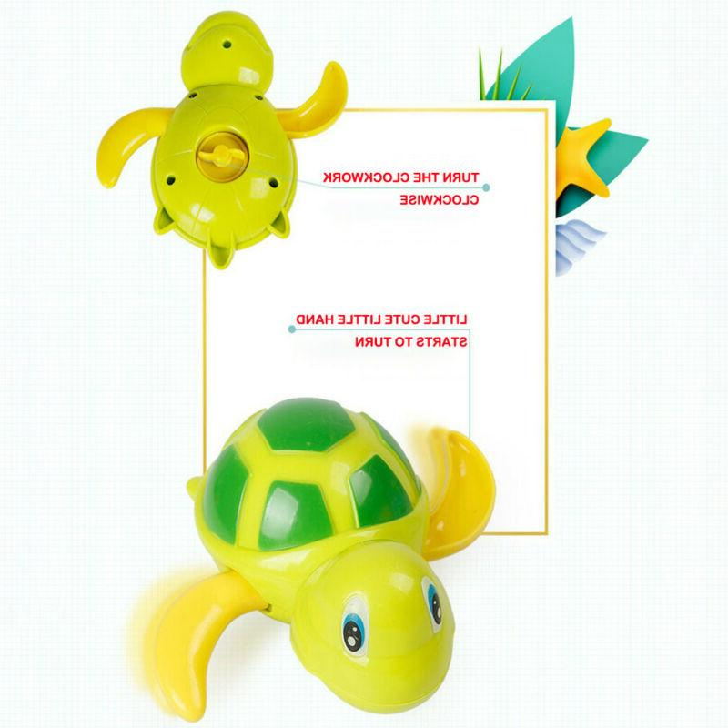 Baby Toys Clockwork Turtle For Girls Pool Toy