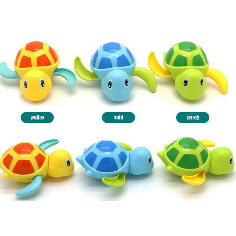 baby bath toys clockwork turtle for toddlers