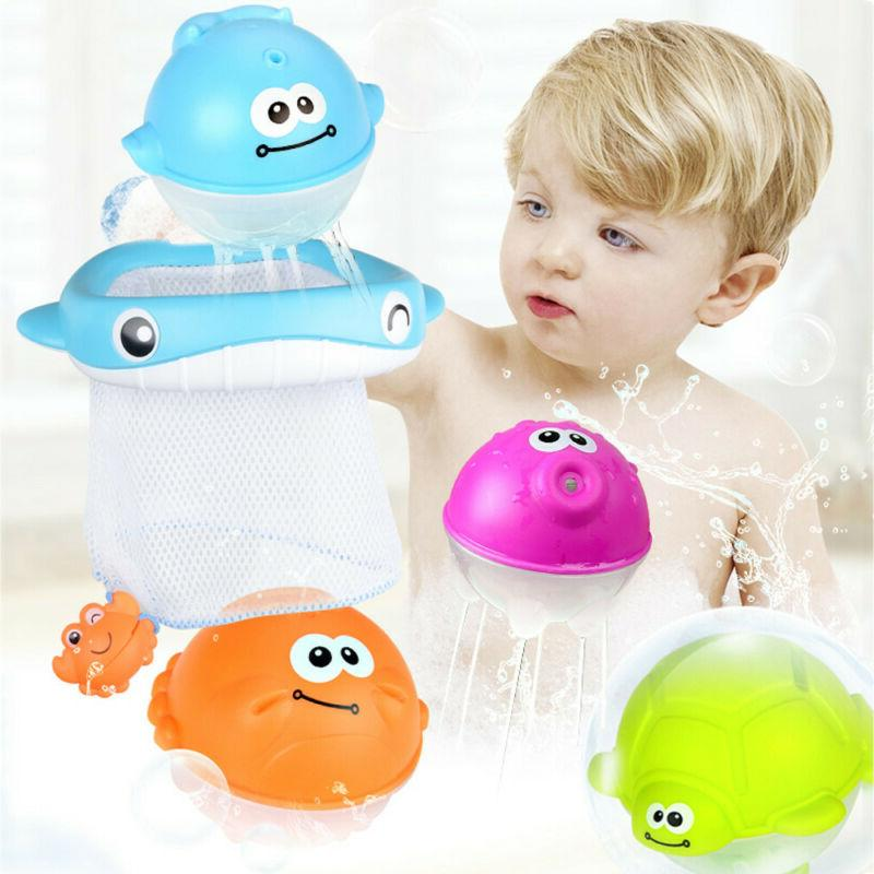 baby bath toys marine animals kids bathtub