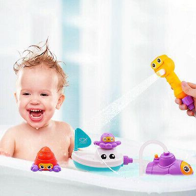 Baby Children Kids Water Stock