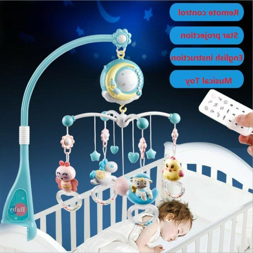 Baby Bed Bell With Toy