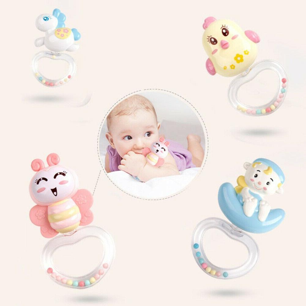 Baby Mobile Musical Bed Bell With Controller Music Toy