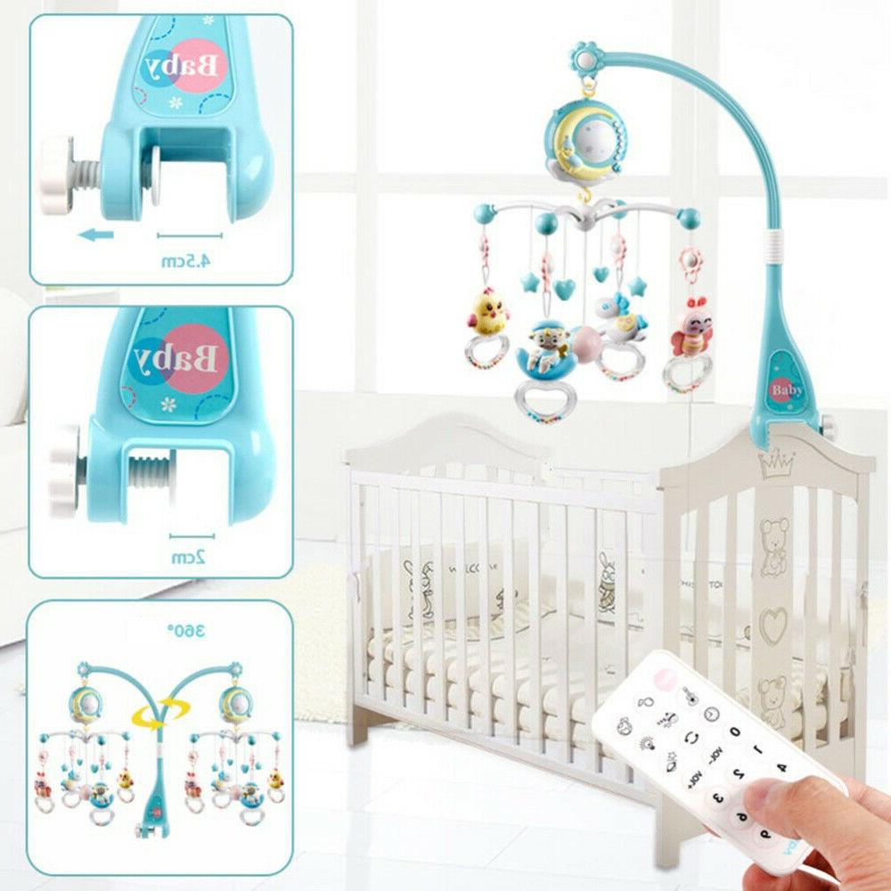 Baby Crib Mobile Musical Bed Controller Music Toy