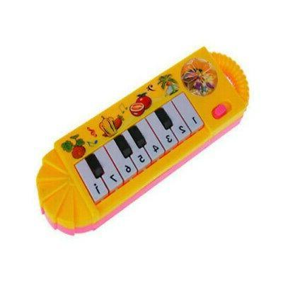 Baby Piano Musical Toys Toddler Developmental