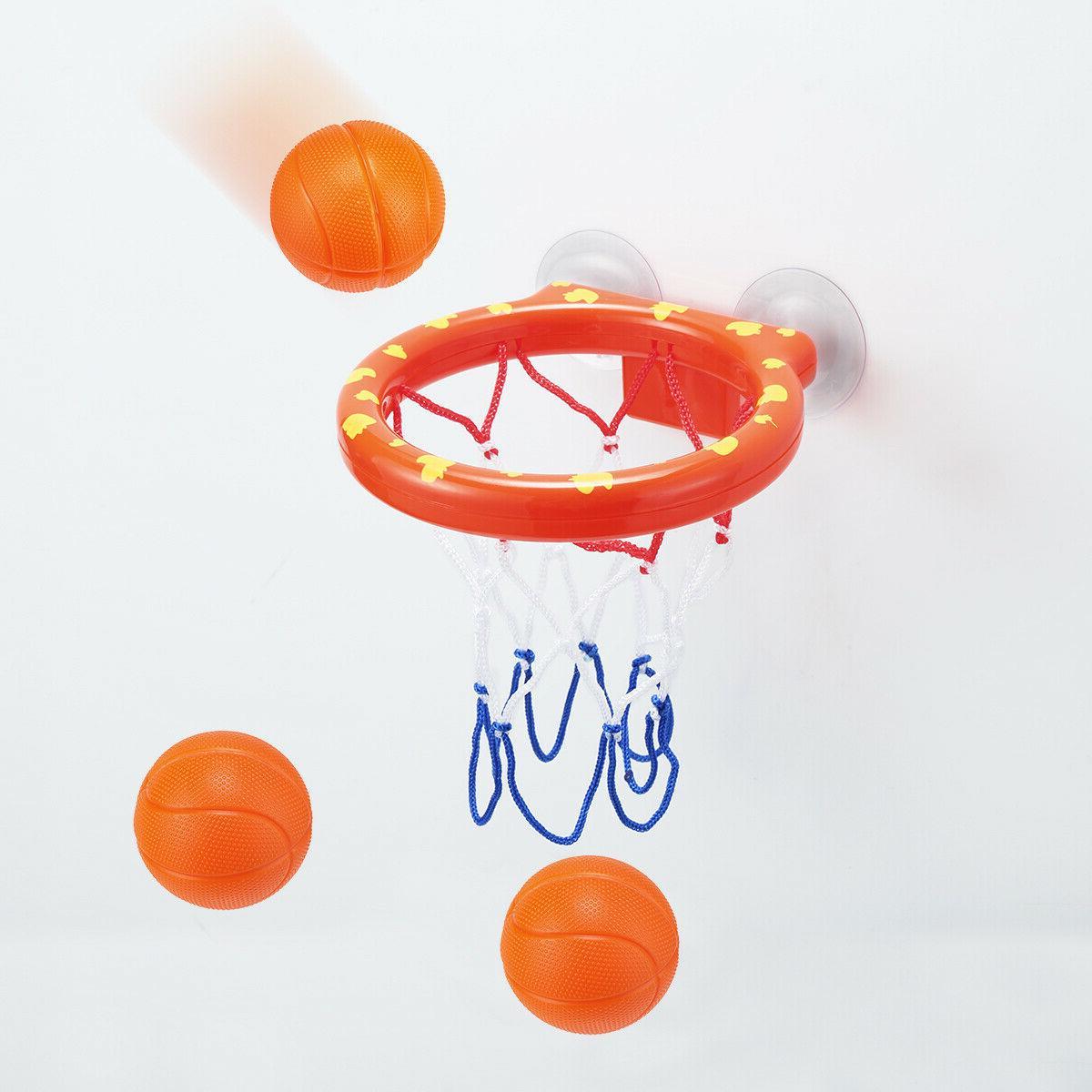 Baby Child Bathtub Toy & 3 Plastic Bath