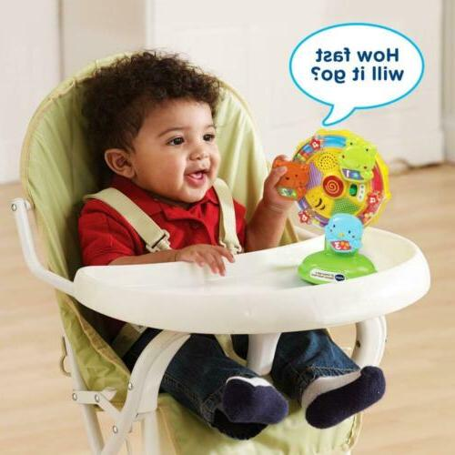 VTech Lil' Critters Spin Wheel