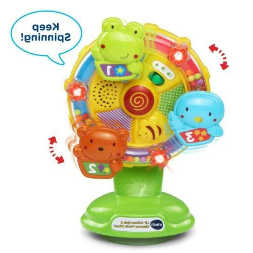 VTech Spin and Discover Wheel