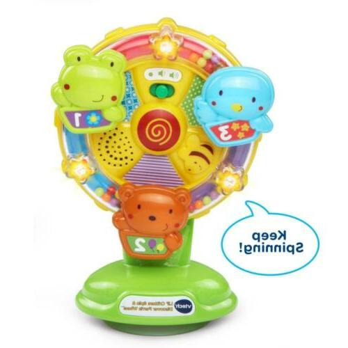 VTech Lil' Spin Discover Wheel