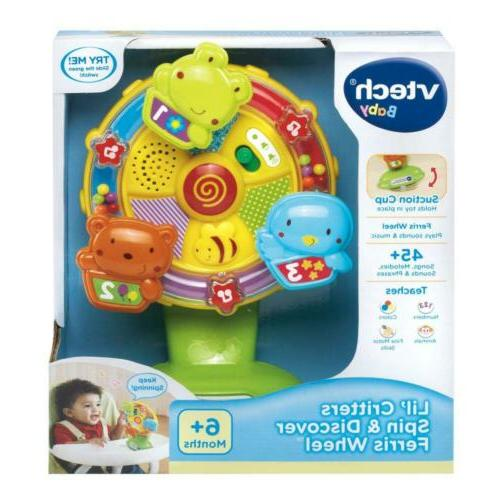 VTech Critters Spin and Discover Ferris
