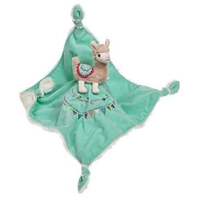 baby lily llama character blanket