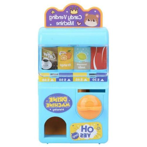 Baby Vending Interesting Pretend Game Kids Gifts