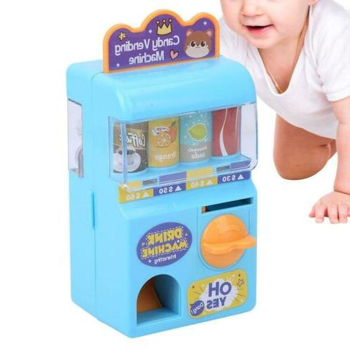baby machine beverage vending interesting toys pretend