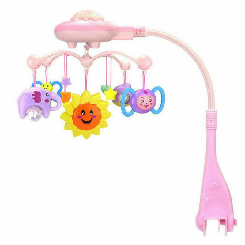 Bed Toys Hanging Rattles