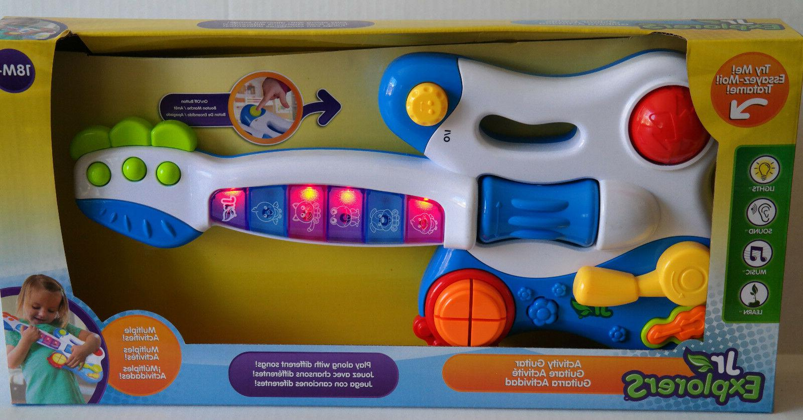 baby musical learning toy electronic guitar toys
