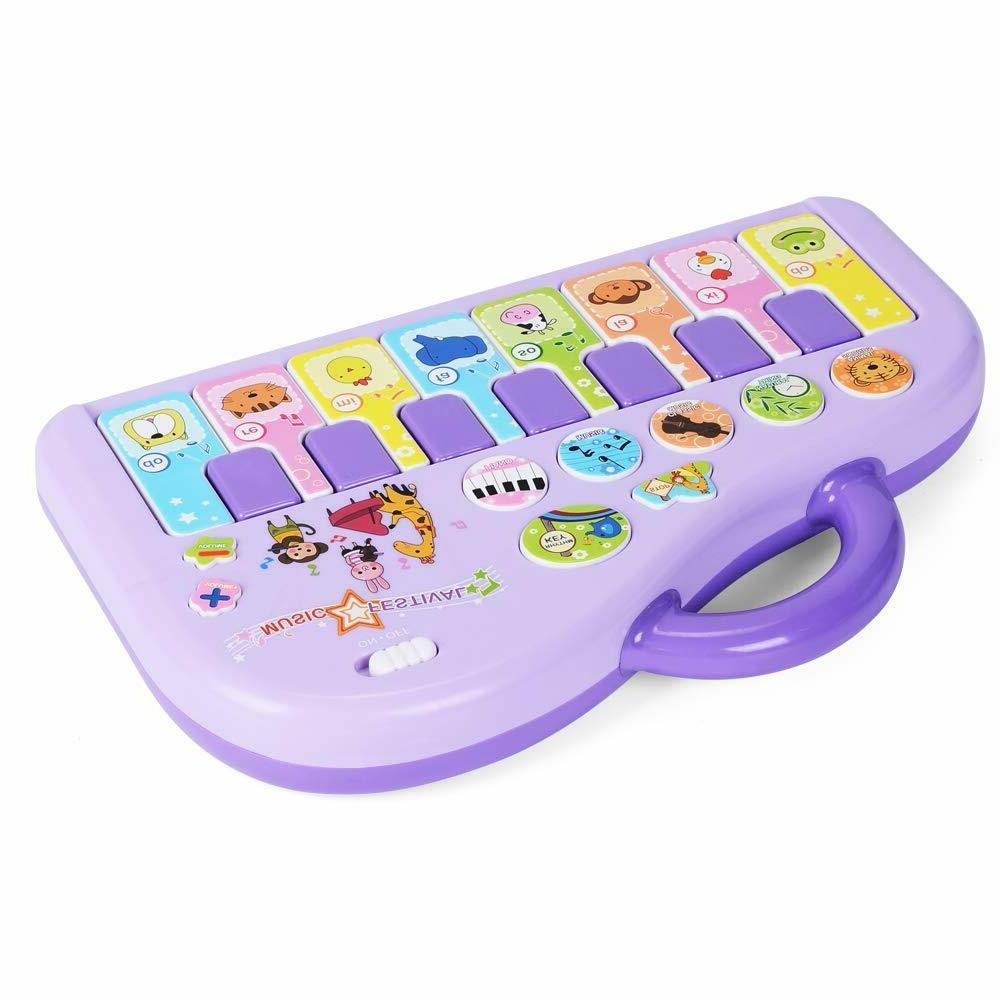 Baby Keyboard Piano Electronic Infant Fun