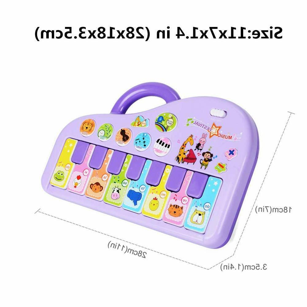 Baby Toy Educational Keyboard Infant Toys