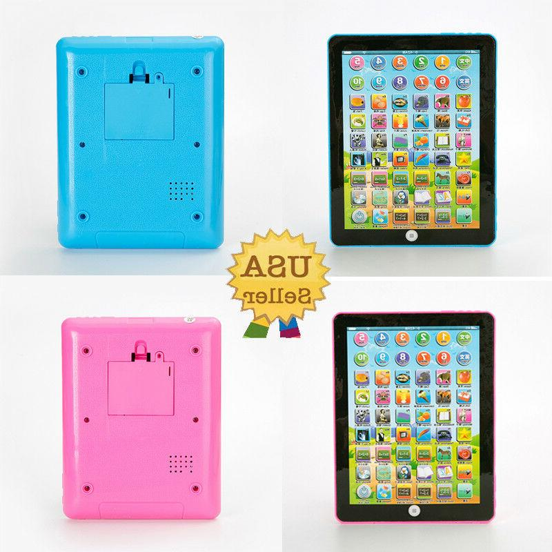 baby pad tablet educational toys 1 2
