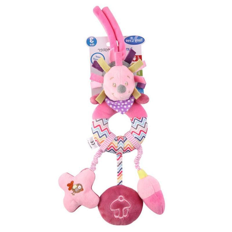 Baby Toy Stroller Bell Toys Rattle Educational Doll