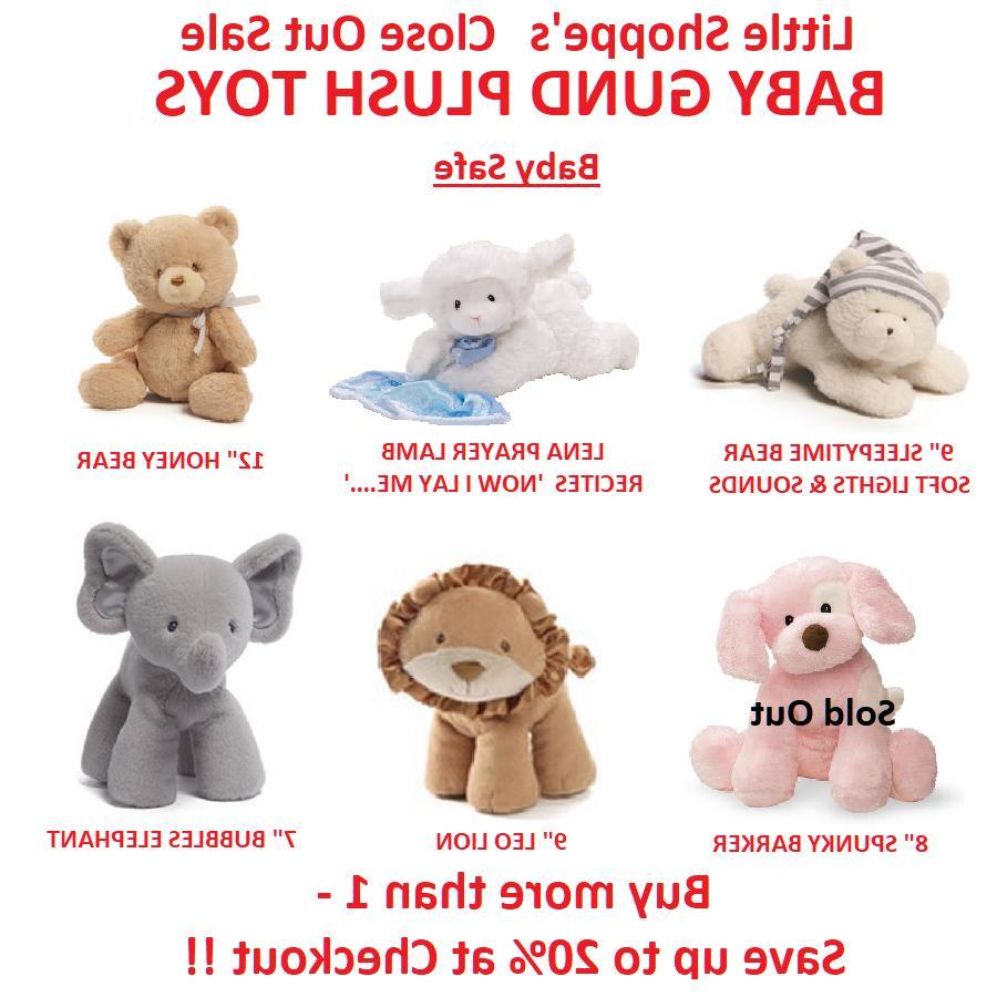 baby plush toys nwt musical praying oh