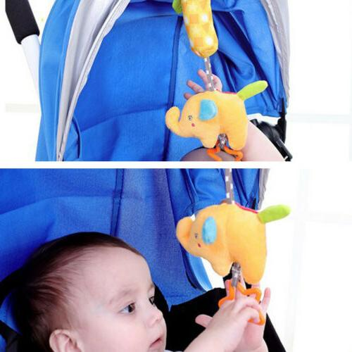 Baby Stroller Car Toys Crib Infant Rattle