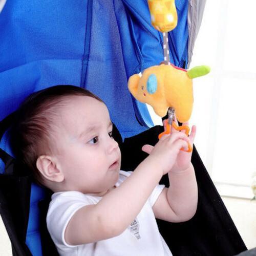 Baby Pram Pushchair Car Toys Crib Rattle